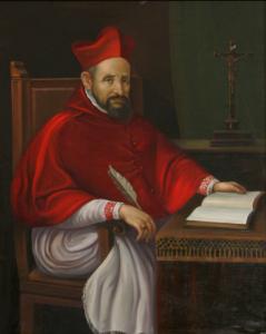 Saint Robert Bellarmine (1542-1621)