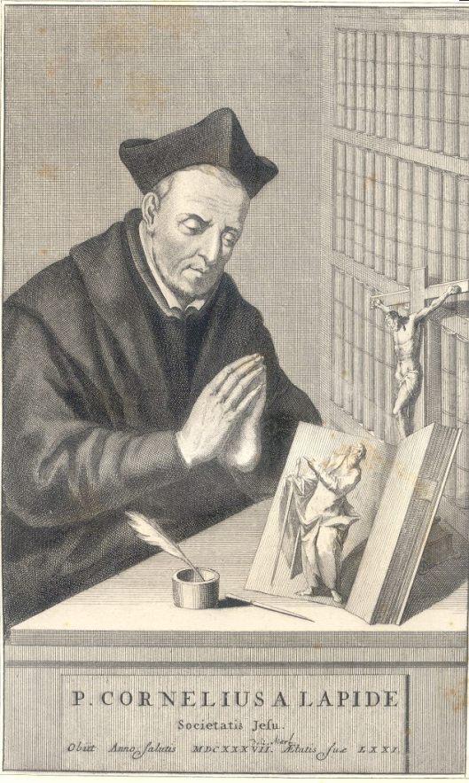 Cornelius a Lapide (1597-1637) source
