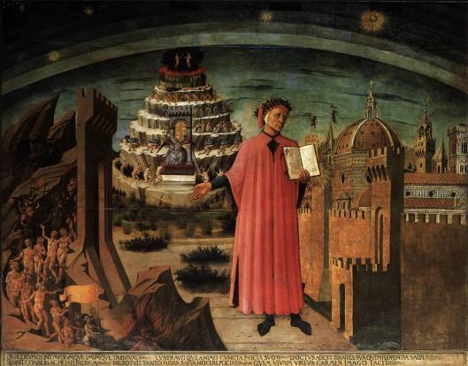 Dante and the Three Kingdoms